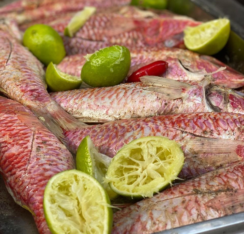 La recette du court-bouillon de poisson de Gwot An Nou