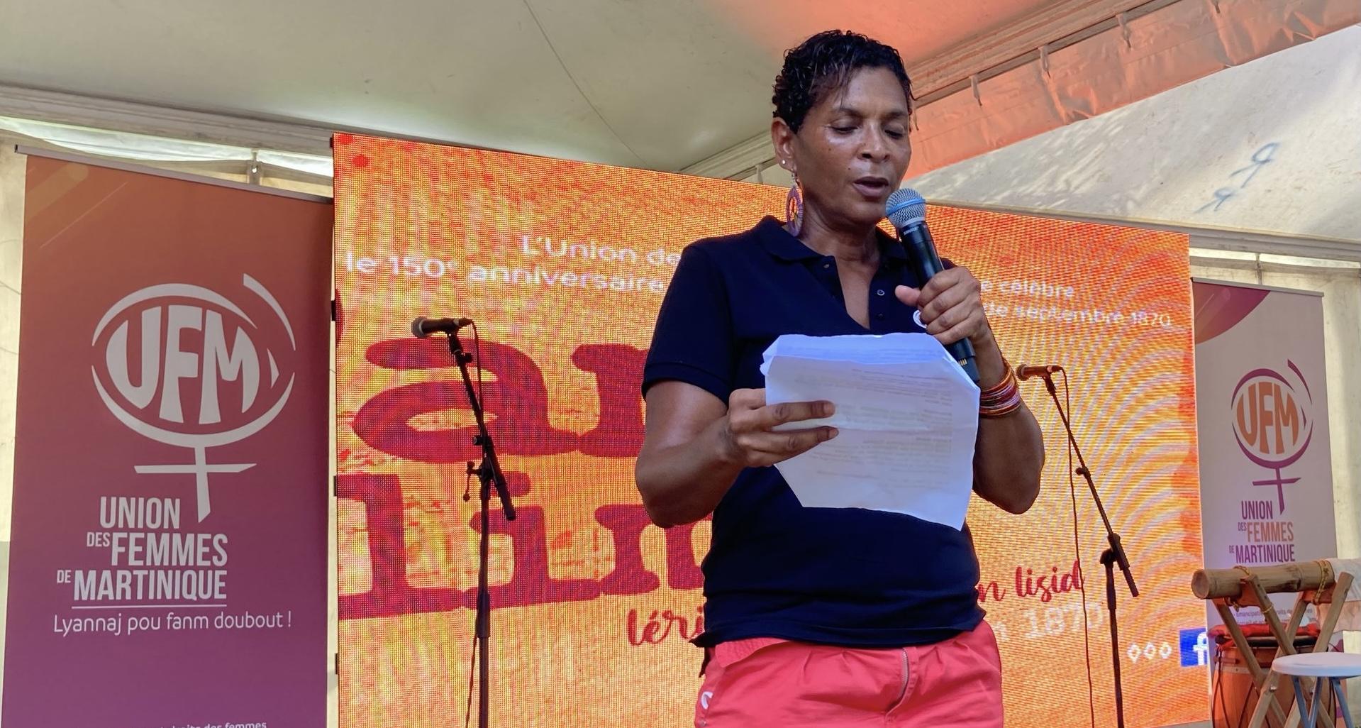 Meurtre au Cap Macré : le cri d'alerte de l'Union des femmes de Martinique
