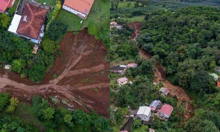 L'état de catastrophe naturelle sera décrété pour cinq communes de Martinique