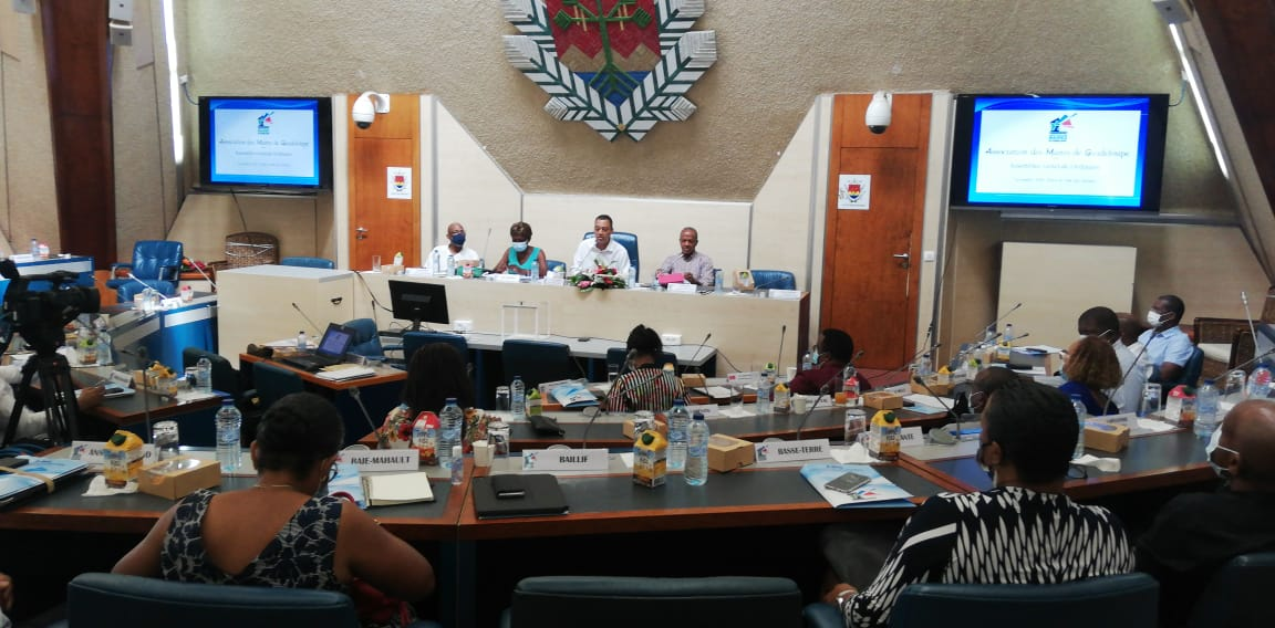 Jocelyn Sapotille est le nouveau président des maires