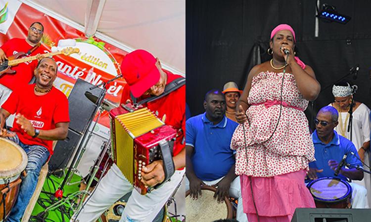 Chanté nwèl RCI : Zoulaka et Soley a Nwèl donnent le la