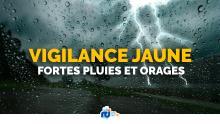 Retour à la vigilance jaune en Martinique, avant l'arrivée d'une nouvelle onde tropicale