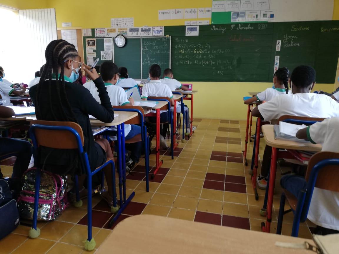 Port du masque à l'école : certains parents sont pour et le disent