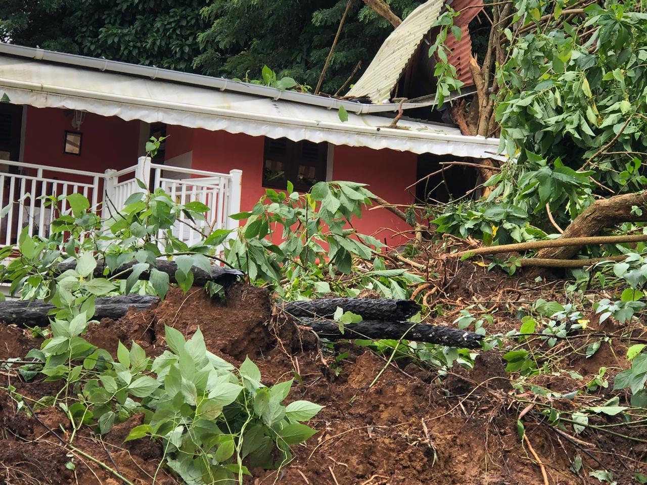 Intempéries: après le choc, le début des démarches pour les sinistrés