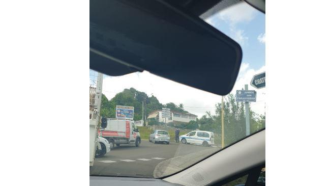 Un enfant de 9 ans renversé par une voiture à Fort-de-France