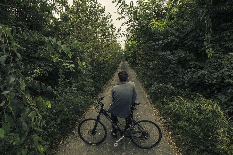 Il parcourt le monde en vélo depuis 7 ans