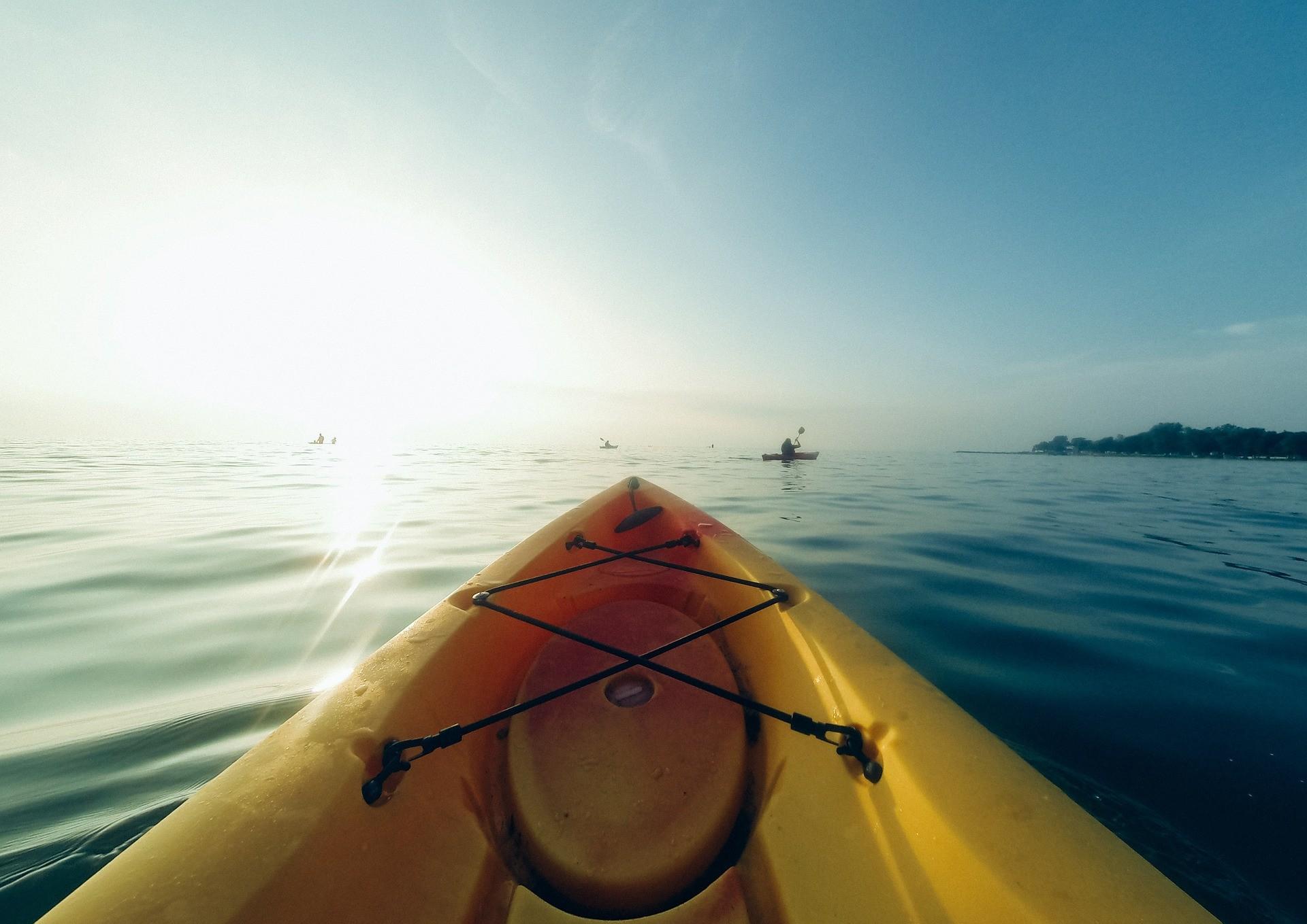 Un kayakiste disparu en mer à Vieux-Habitants