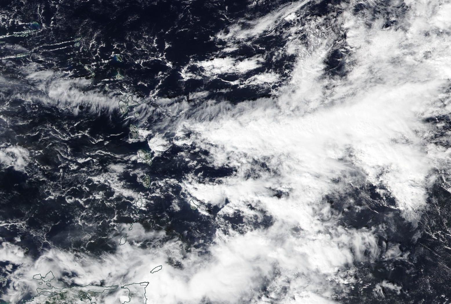 Météo : la Guadeloupe maintenue en vigilance jaune pour fortes pluies et orages