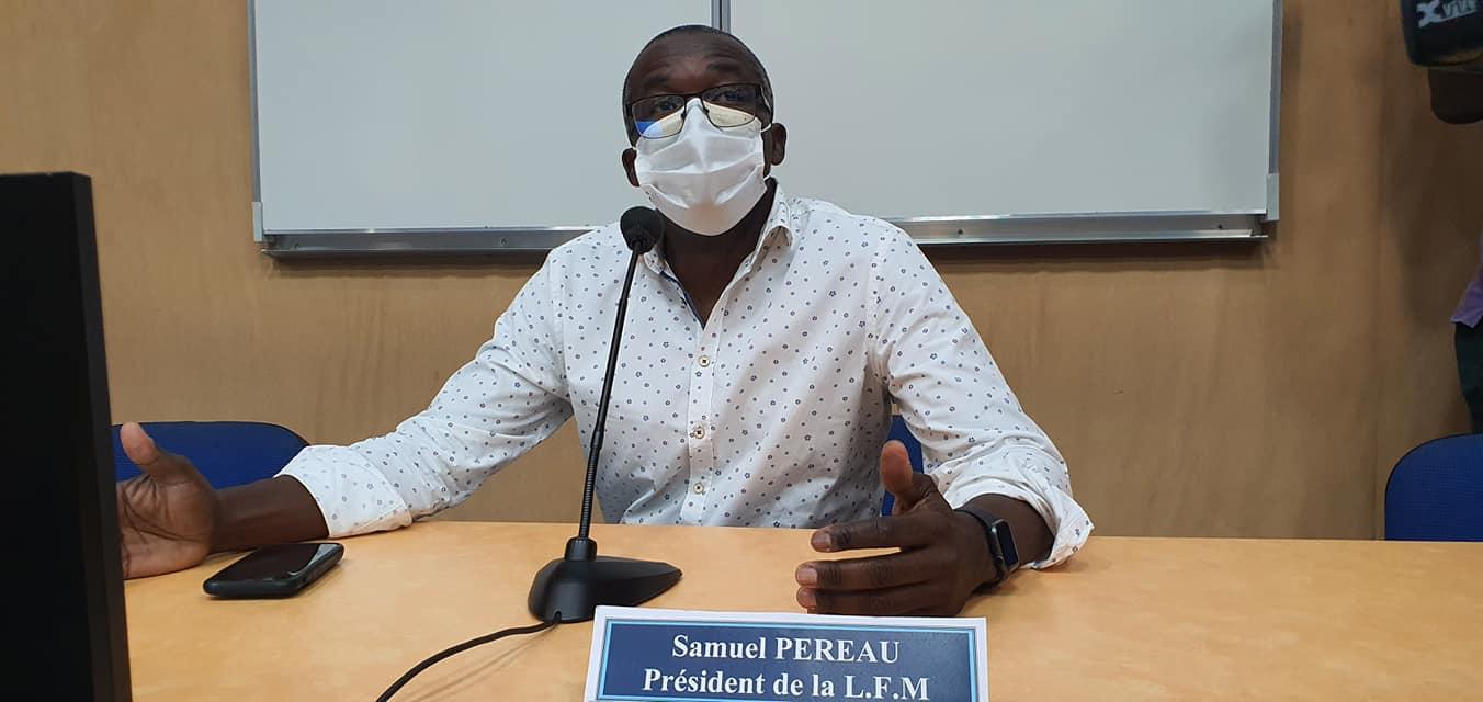 Samuel Pereau élu pour un quatrième mandat à la tête de la ligue de football de Martinique