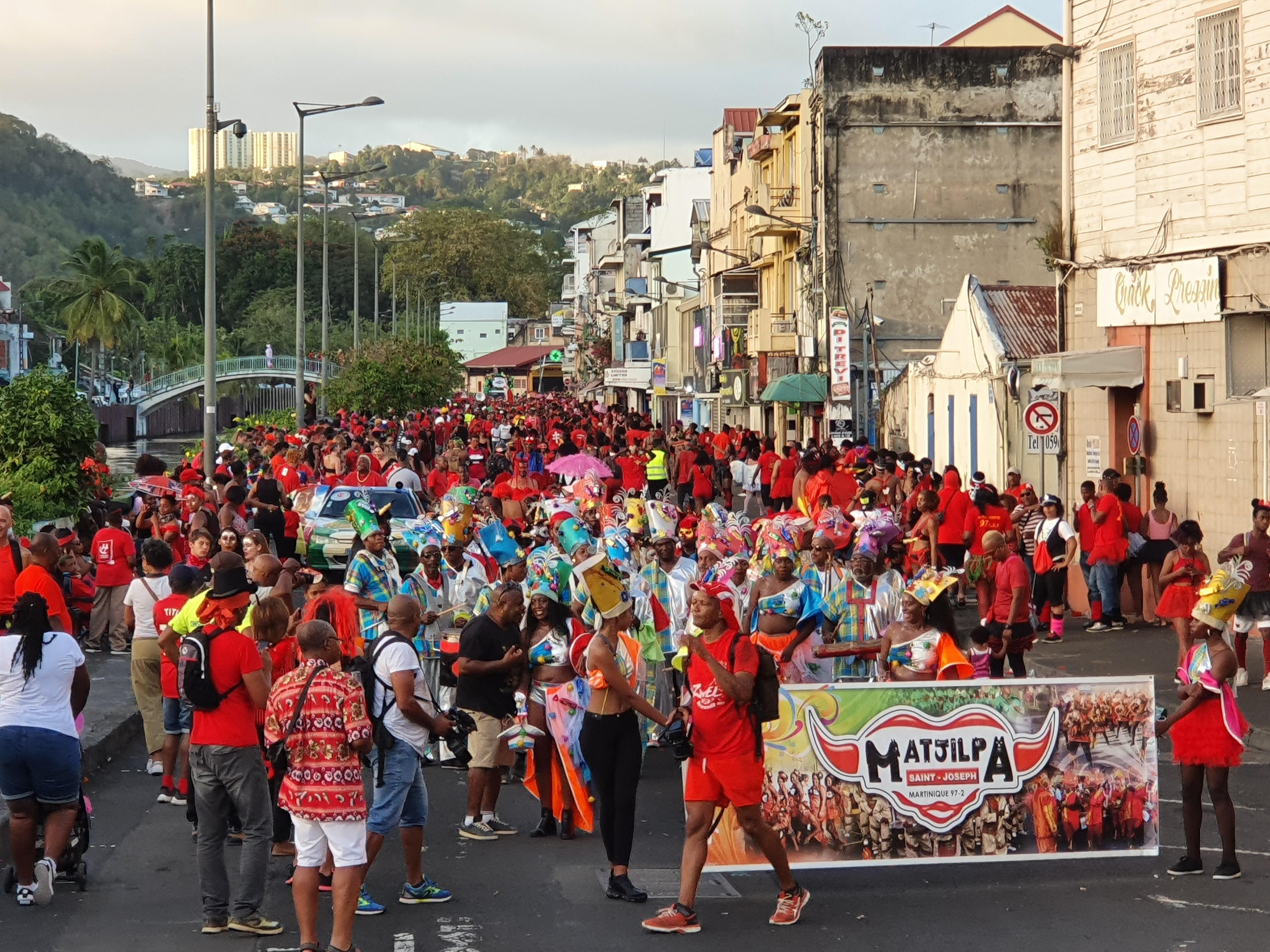 Pas de parades carnavalesques en 2021