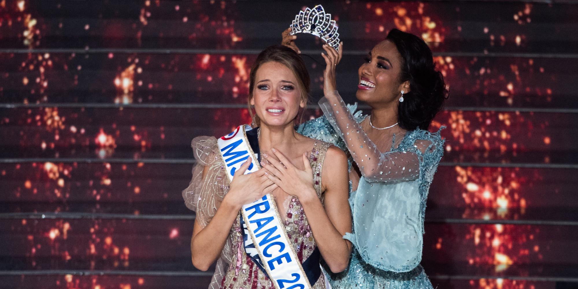 Amandine Petit est élue Miss France 2021