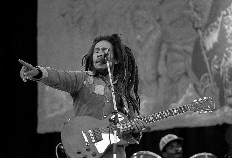 Il y a 40 ans s'éteignait Bob Marley, icône mondiale