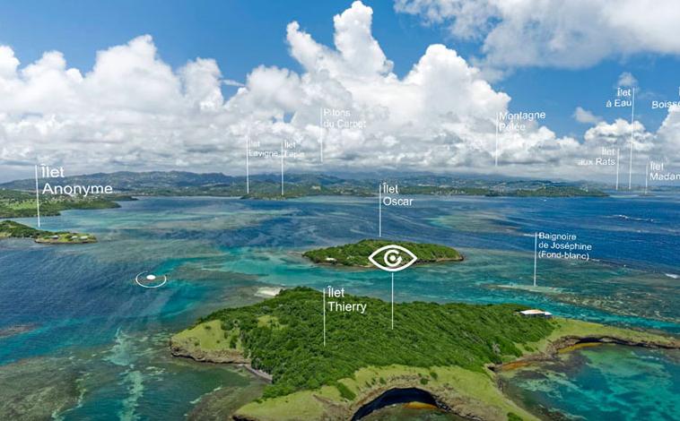 Sensibilisation au milieu marin : visite virtuelle du sentier sous-marin du François