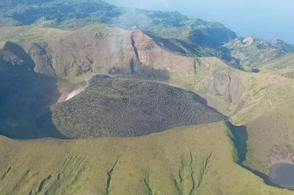Saint-Vincent : la Soufrière montre des signes d'éruption