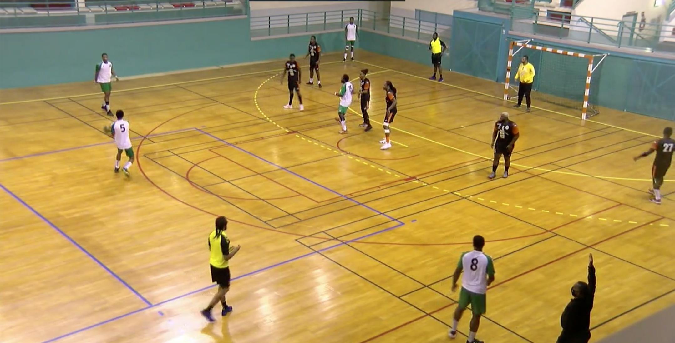 Handball : les vainqueurs de la Coupe de Martinique sont connus