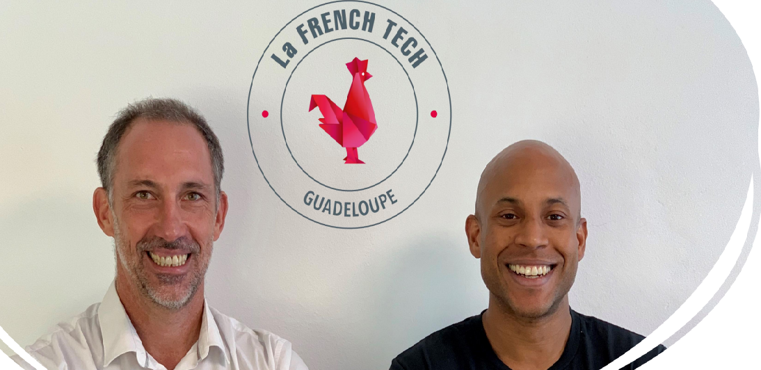 Guadeloupe Tech : c'est parti pour les 5 lauréats !