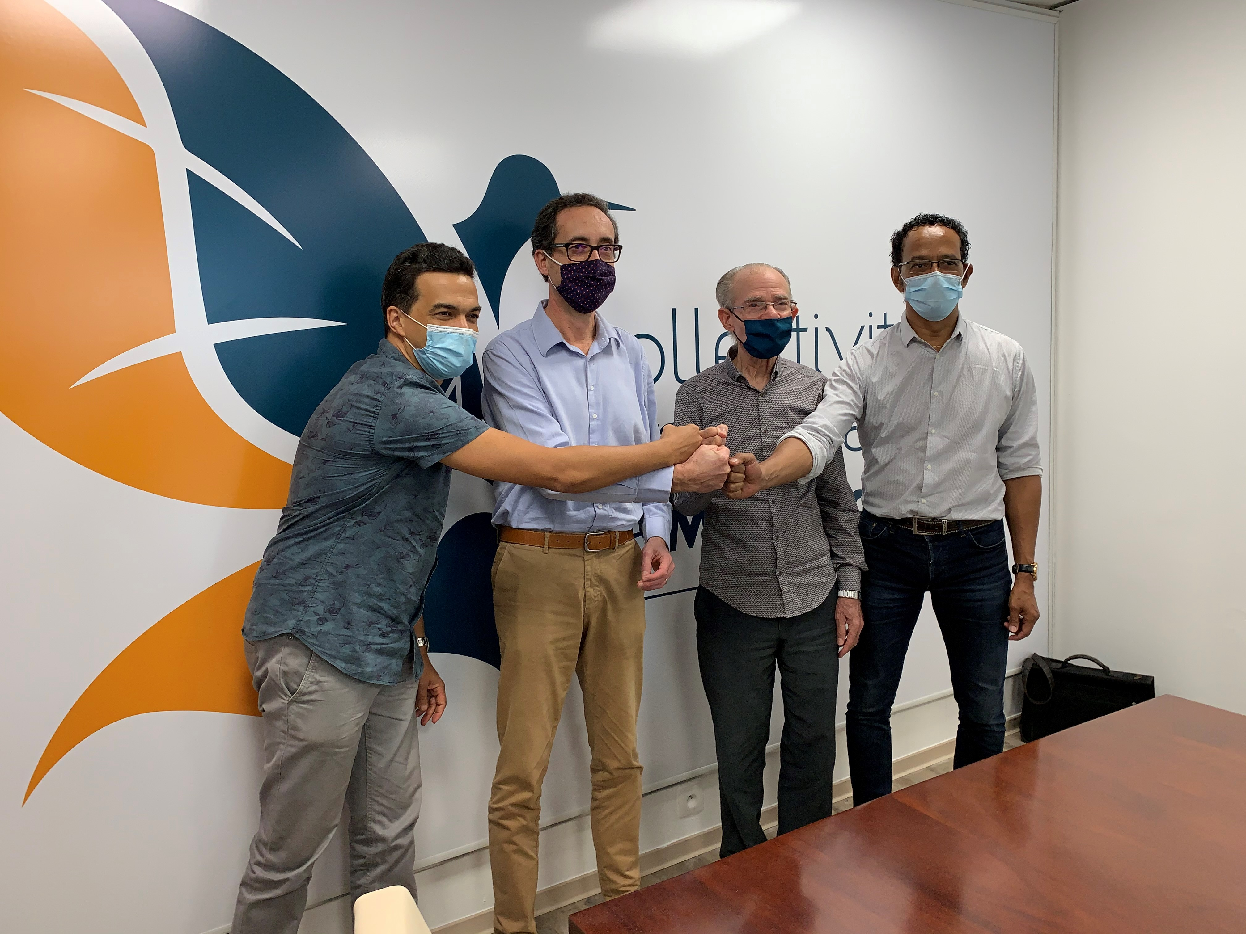 La CTM et l'Institut physique du globe de Paris signent deux conventions
