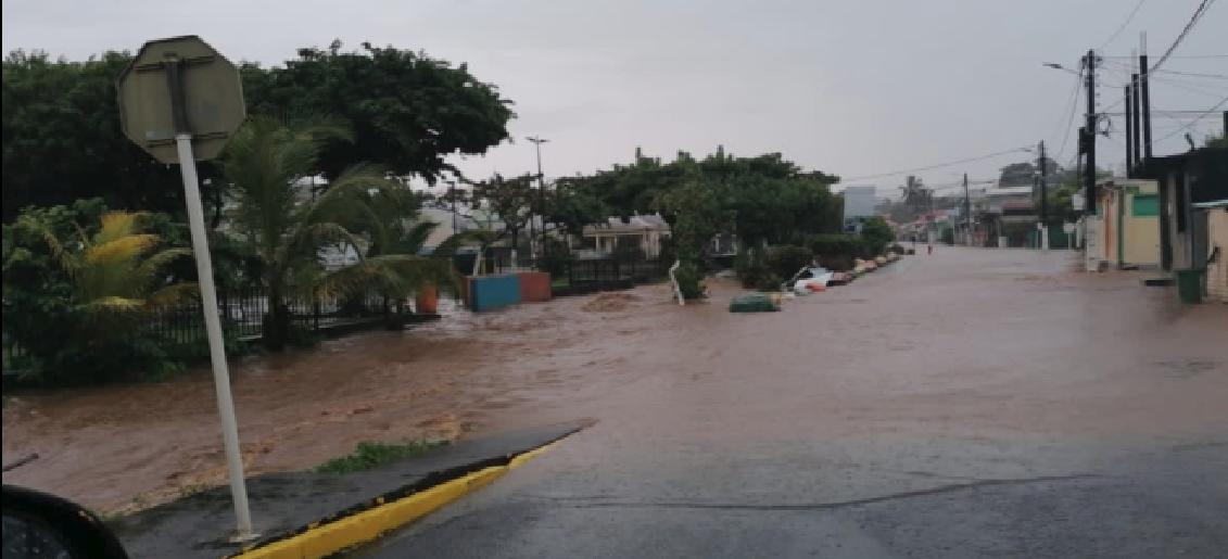 Baie-Mahault, Petit-Bourg, Abymes, Sainte-Rose reconnues en état de catastrophe naturelle