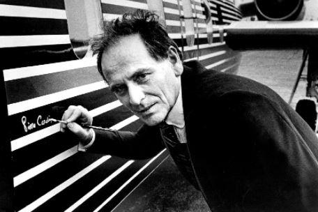 Le couturier Pierre Cardin est mort à l'âge de 98 ans