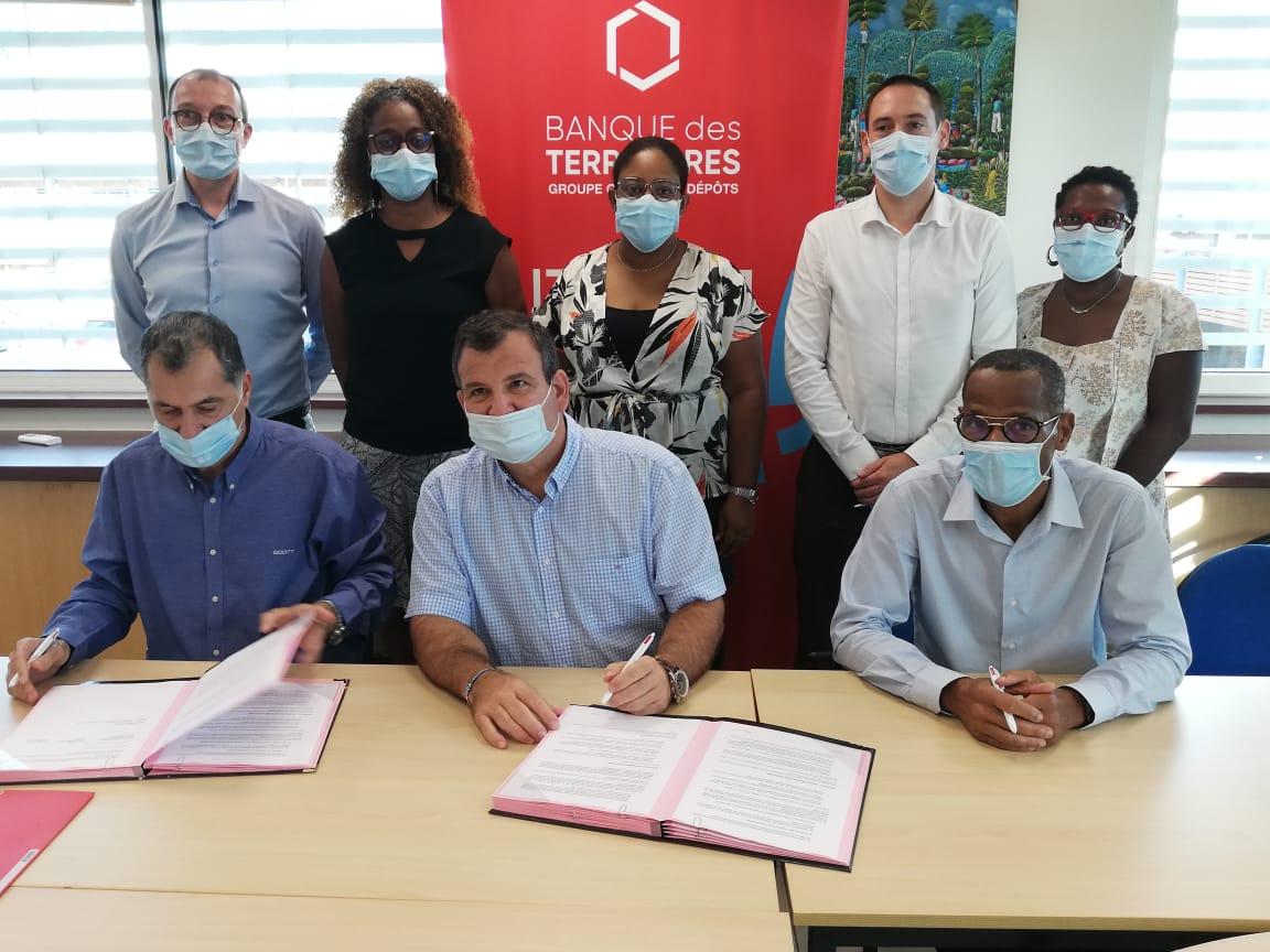 Logement social : la Banque des Territoires  signe une convention avec la SIKOA