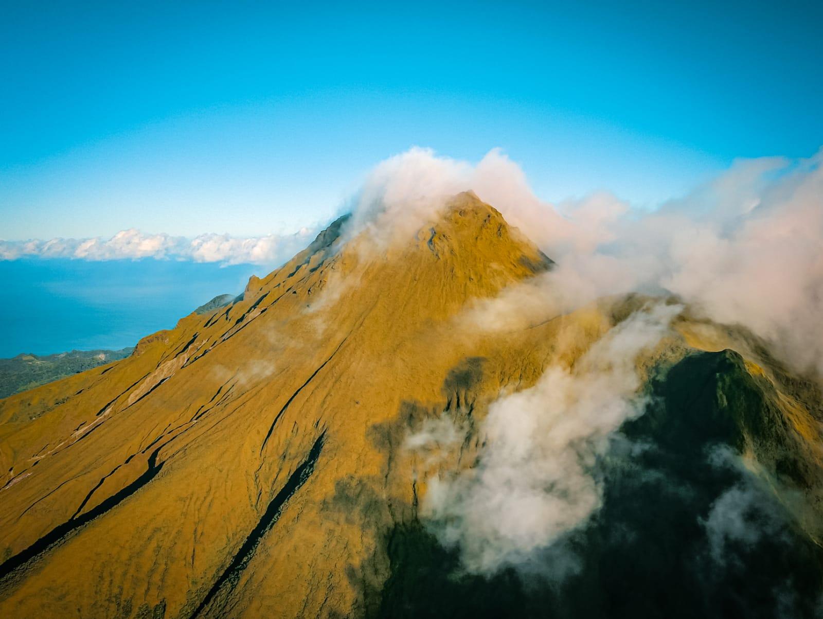UNESCO : la candidature des volcans et forêts de la Montagne Pelée et des pitons du nord en attente de décision
