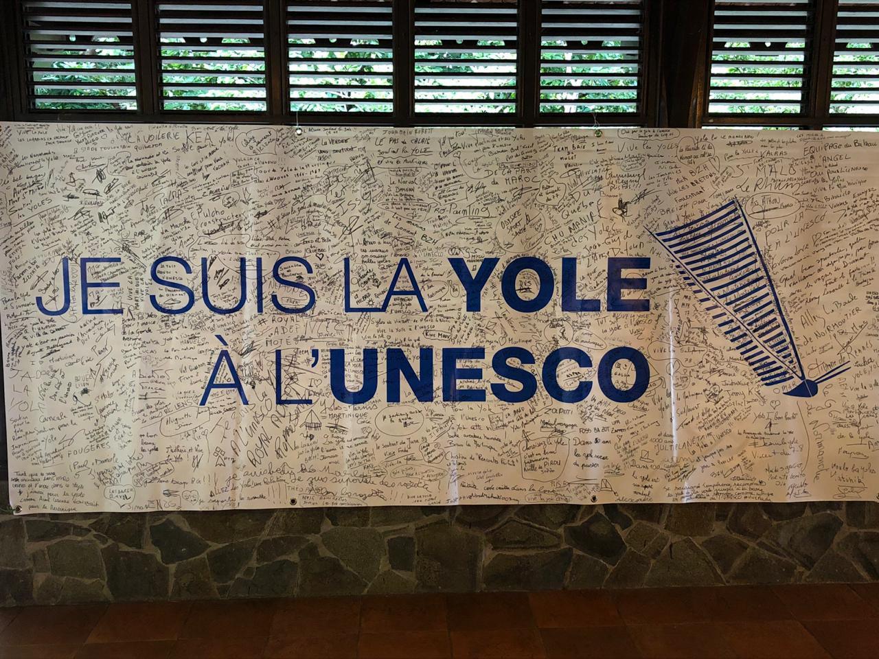 [Direct] La yole de Martinique entre au patrimoine immatériel de l'UNESCO