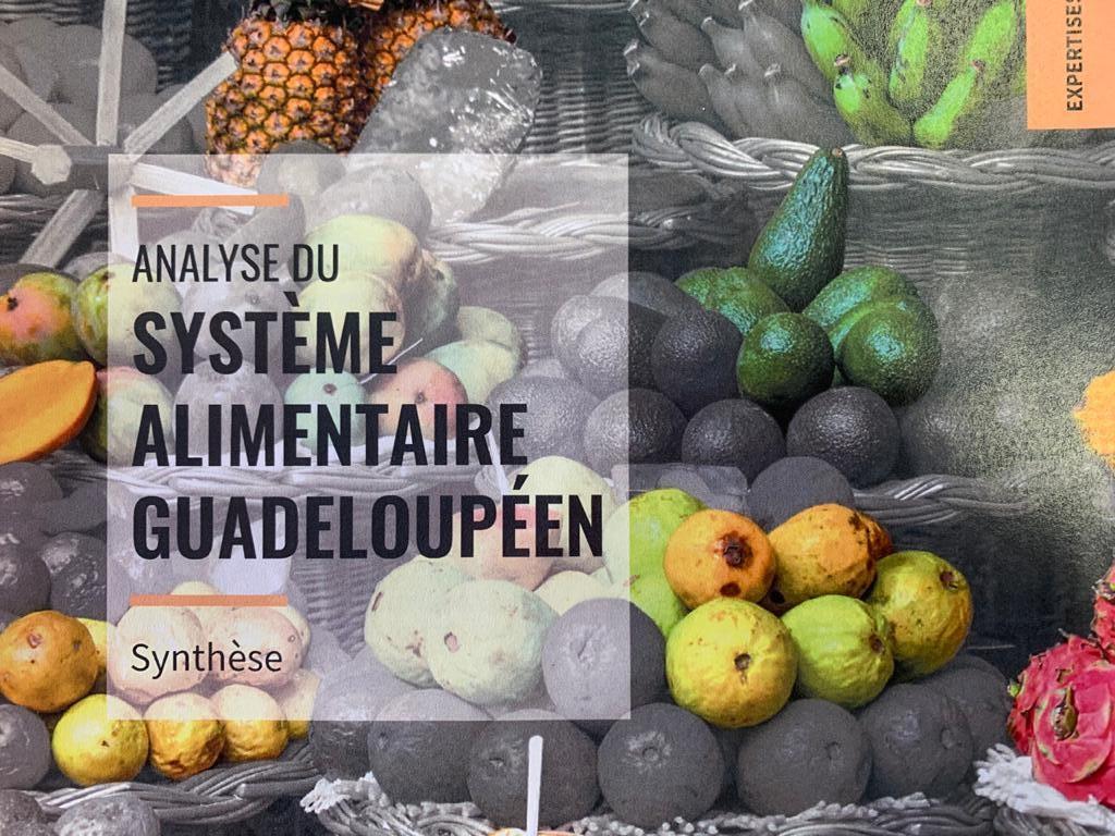 Un rapport sur le système alimentaire Guadeloupéen