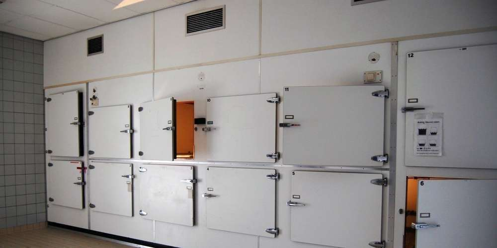 Covid-19 : la morgue de Martinique est saturée