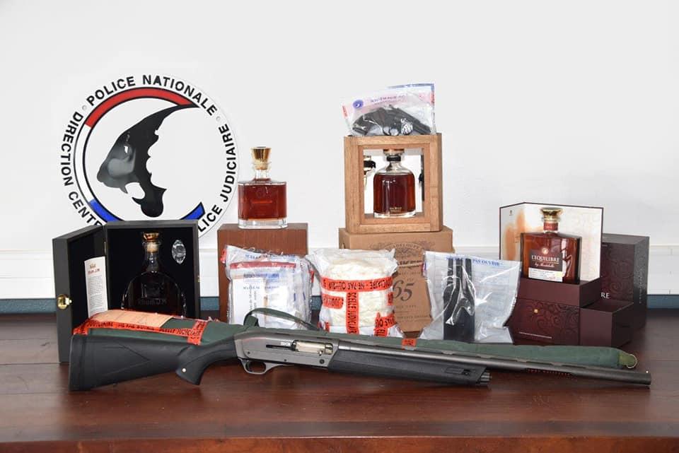 Trafic d'armes et de stupéfiants : les autorités ont fait le point