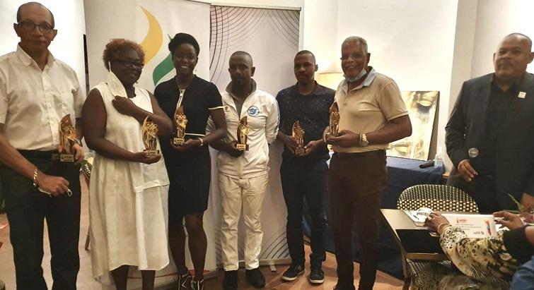 Des associations récompensées lors des Trophées du Sport guadeloupéen