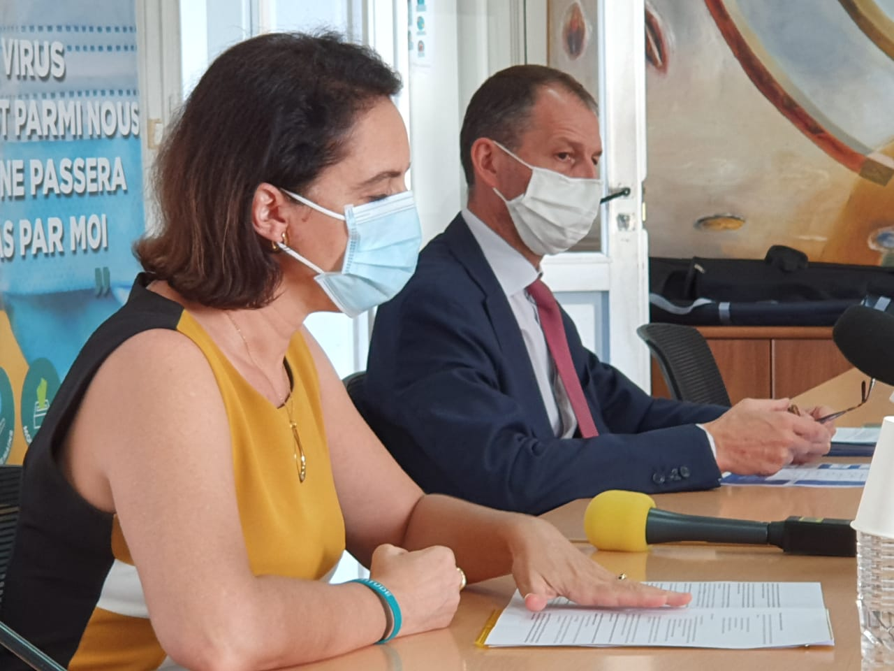 Le coronavirus fait deux nouveaux décès en Guadeloupe