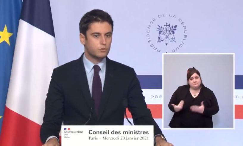 """Il y aura des mesures territoriales dans les territoires d'Outre-mer"", Gabriel Attal"