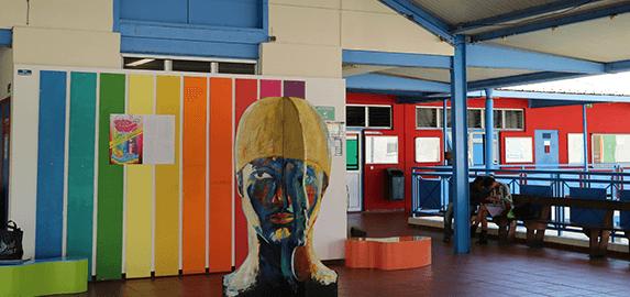 Le campus caribéen des arts est de nouveau accessible