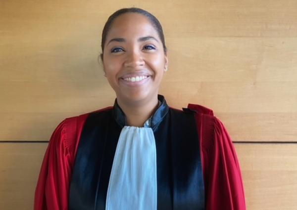 La cour d'appel de Fort-de-France accueille cinq nouveaux magistrats