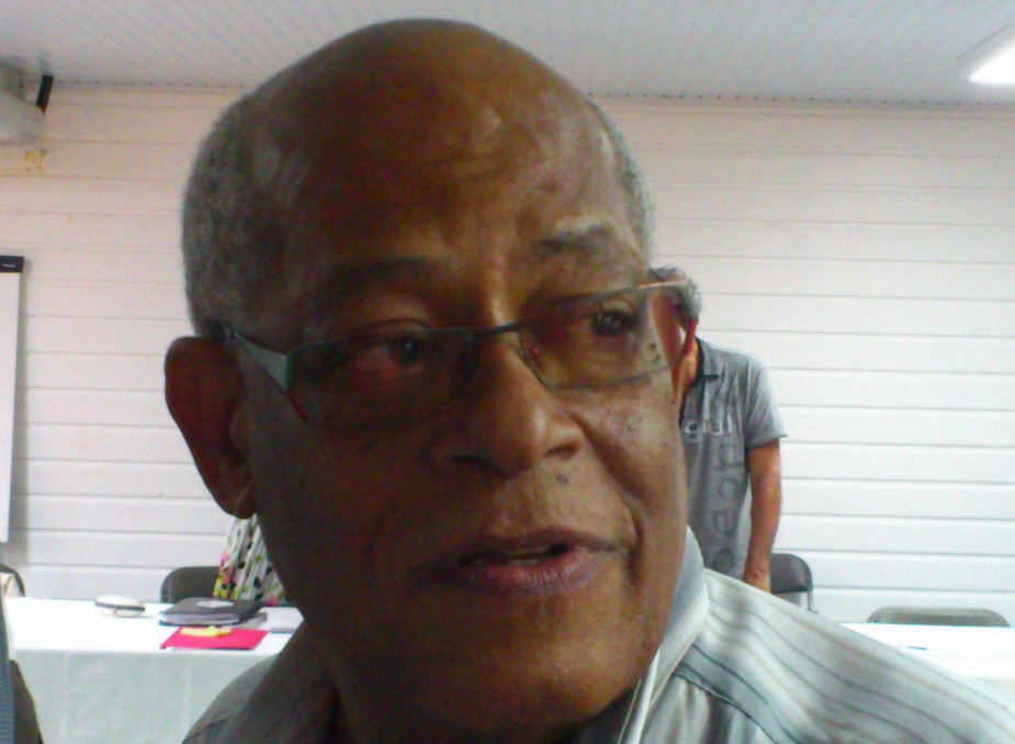 Les obsèques de Joseph Ursulet, ancien président de la ligue de football de Martinique, ont lieu demain
