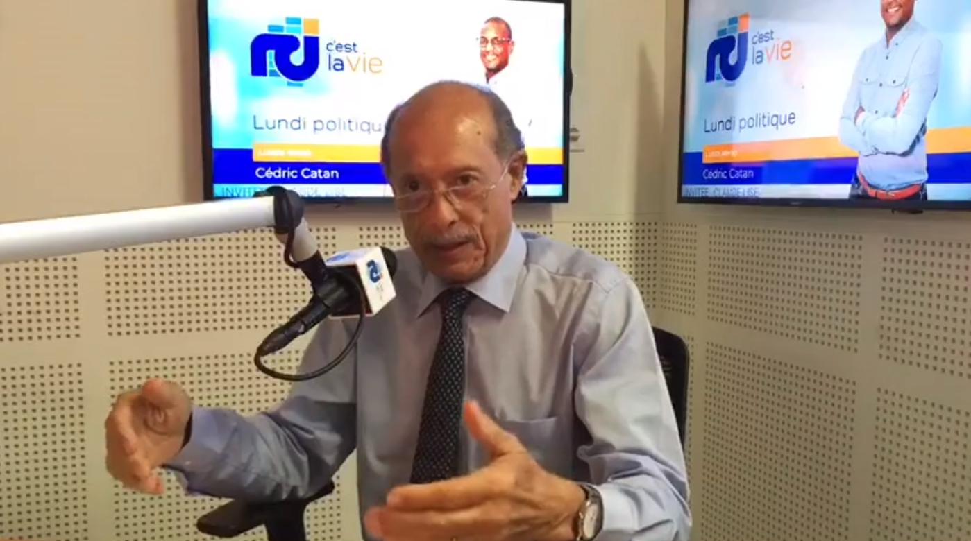"""Claude Lise : """"je fais tout pour promouvoir une relève politique"""""""