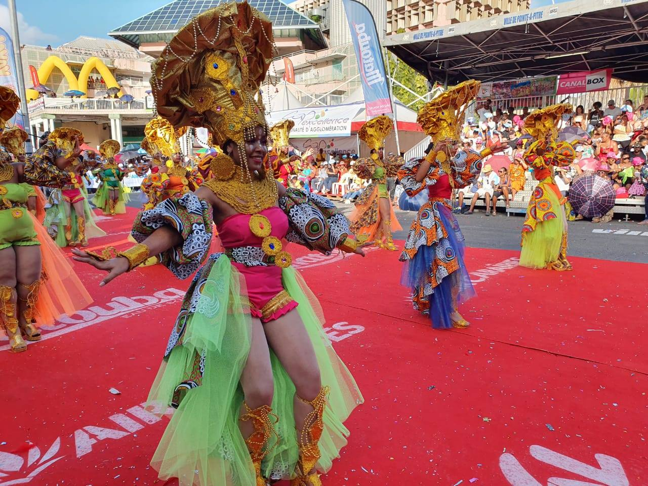Une chaîne TV éphémère pour suivre le carnaval
