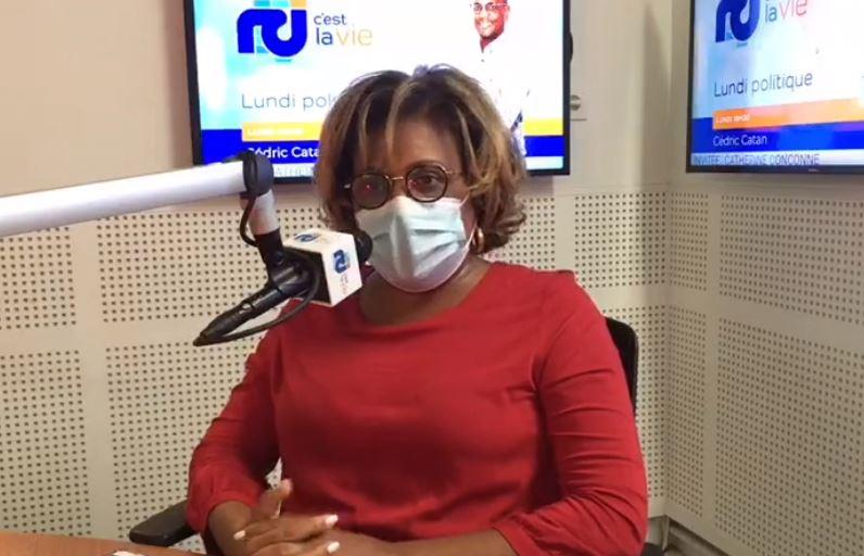 """CTM :""""Je serai concernée par cette élection"""", déclare Catherine Conconne"""