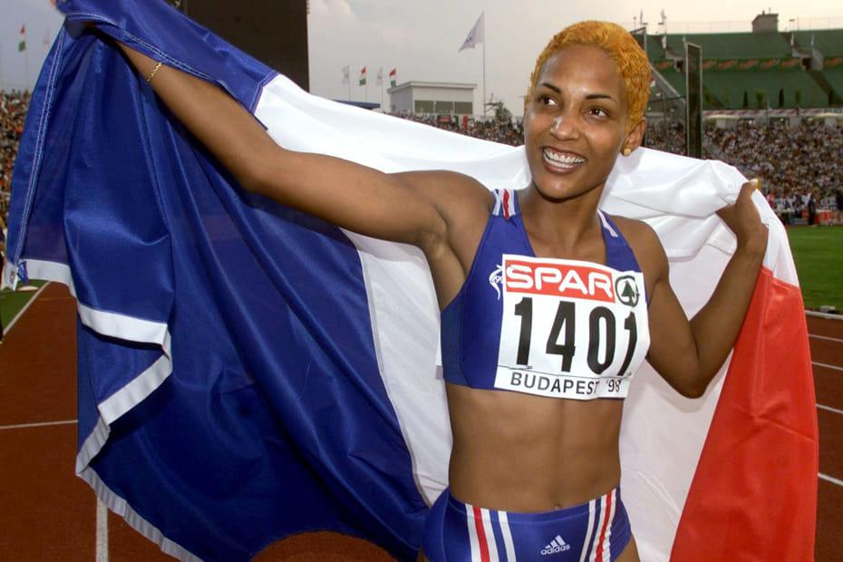 """Christine Arron : il faut rendre l'athlétisme """"plus attractif pour les jeunes"""""""