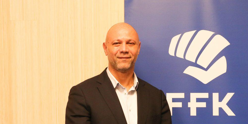 Gilles Cherdieu nommé DTN du Karaté