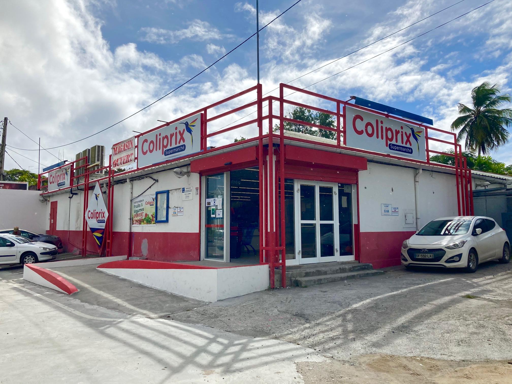 Ecomax devient Coliprix en Guadeloupe