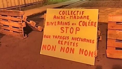Nuisances sonores : les riverains de l'Anse Madame montent au créneau