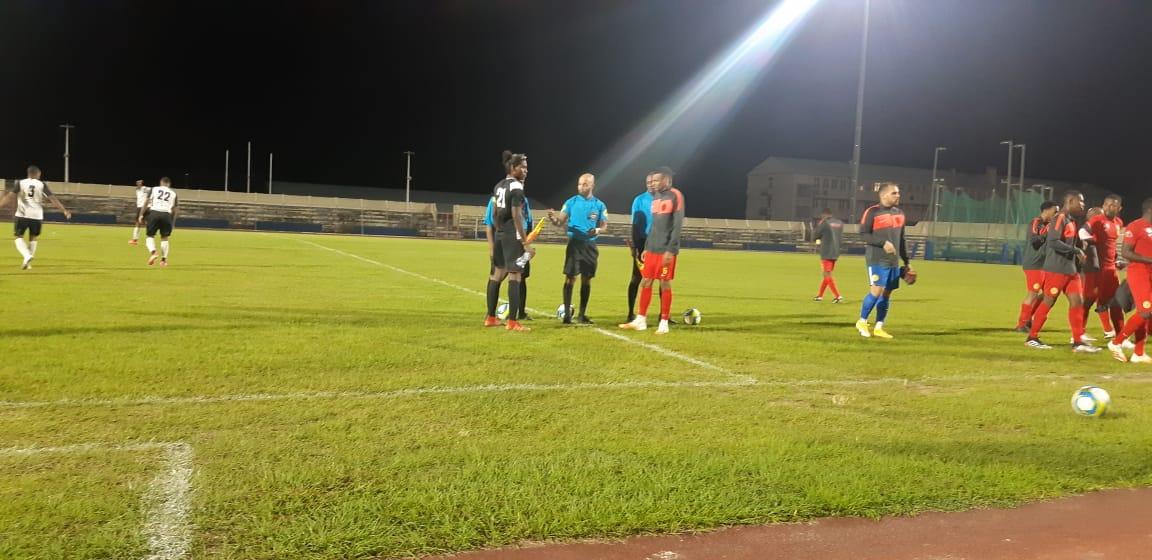 Le Club Colonial remporte le choc de la 8e journée contre l'Aiglon