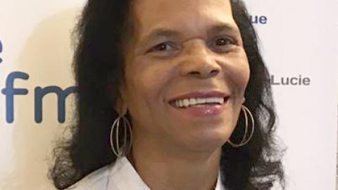 """Objectif CTM : Jenny Dulys-Petit veut constituer """"un nouveau pôle politique"""" en Martinique"""