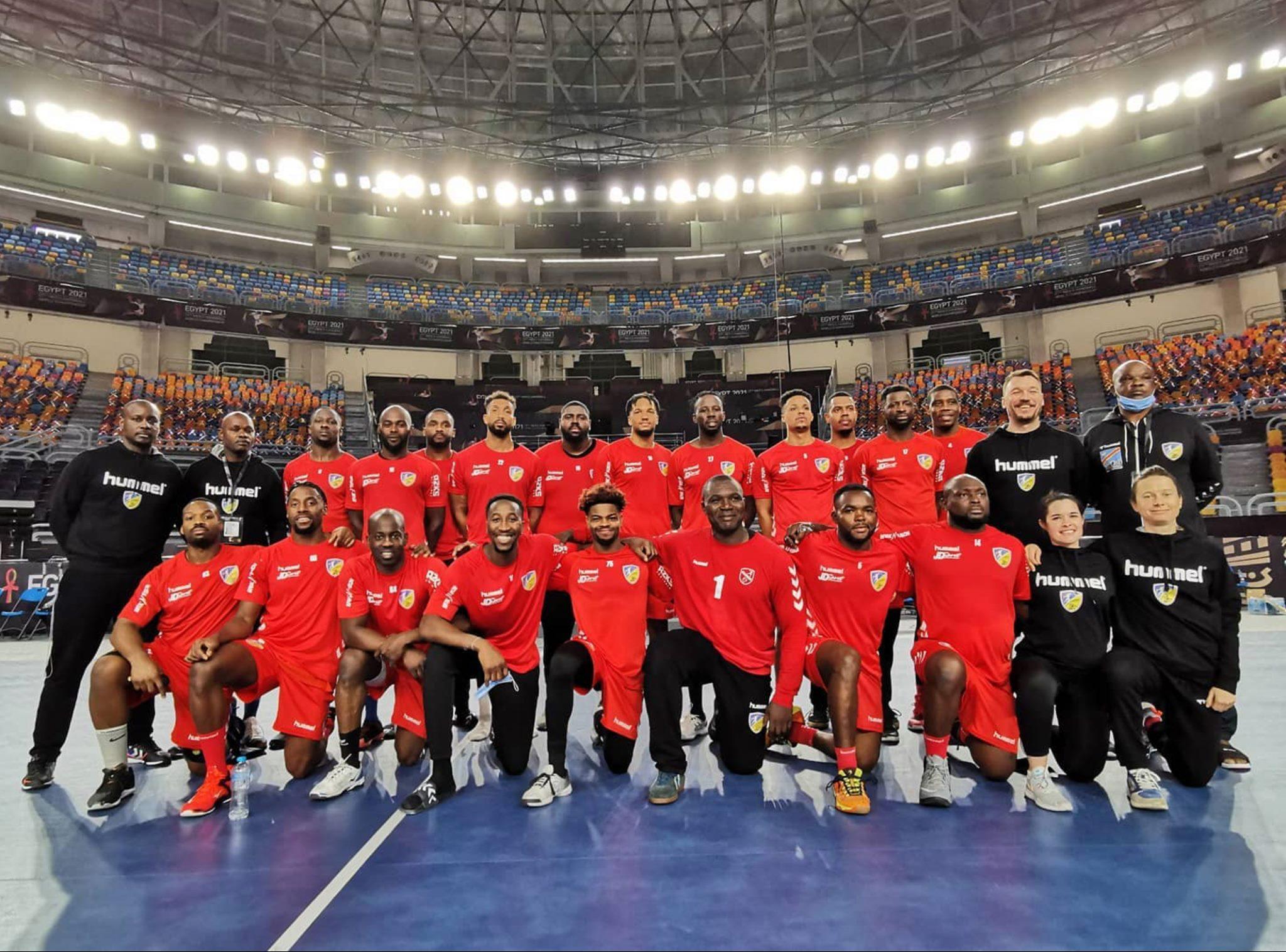 Mondiaux Handball : deux Guadeloupéens dans l'équipe du Congo
