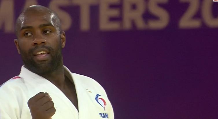 Retour gagnant pour Teddy Riner aux Masters de Doha