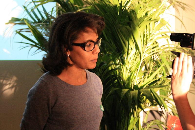 Audrey Pulvar réagit aux accusations de pédophilie et inceste qui visent son père