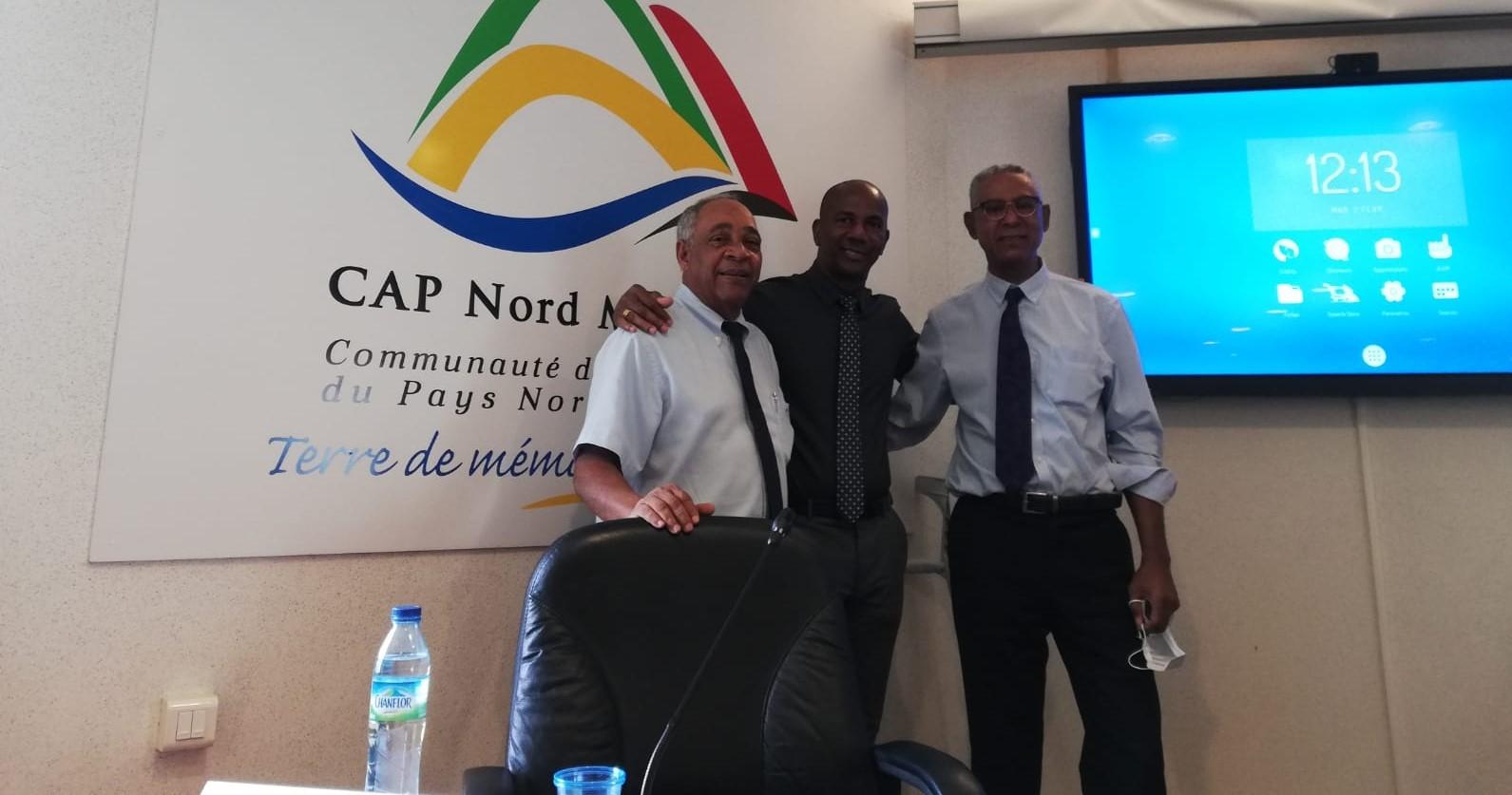 La distribution en eau potable au cœur de la conférence rassemblant les trois EPCI