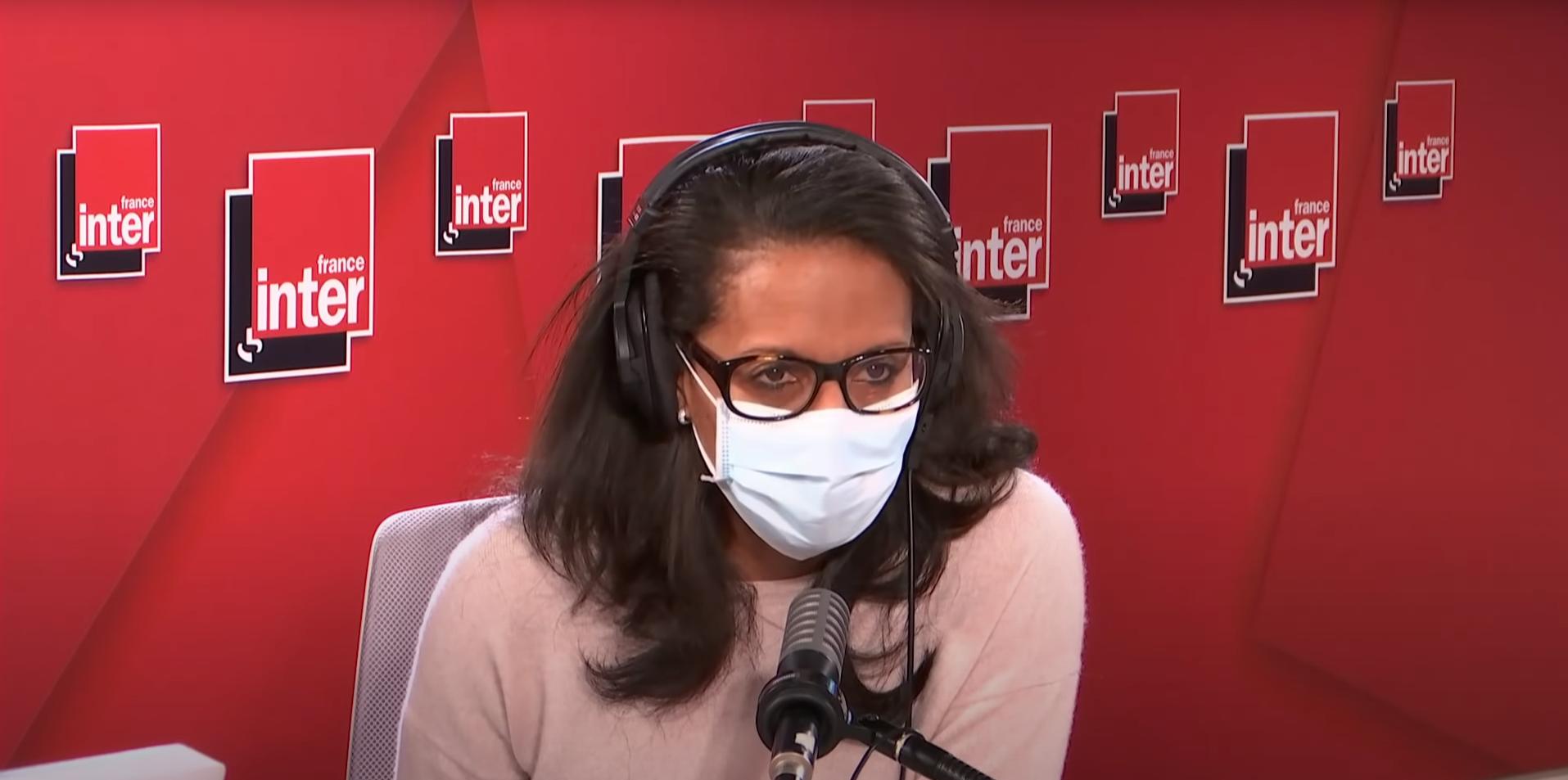 """[VIDEO] Audrey Pulvar : """"je suis là pour parler des victimes"""""""