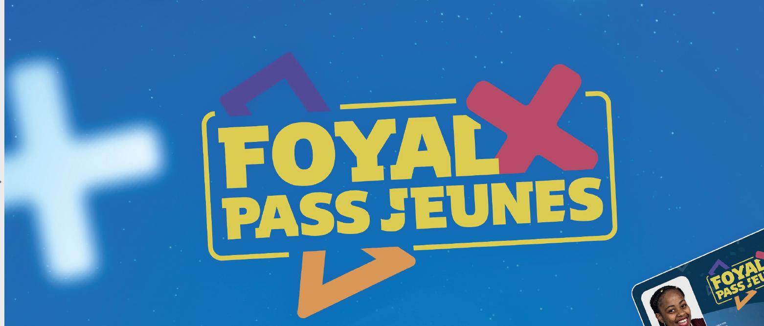 Des réductions pour les jeunes de Fort-de-France avec le Foyal pass jeunes